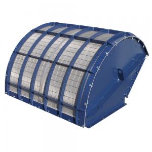 IQR-system til flammeløs eksplosionsaflastning: Produktbillede 4