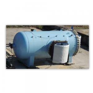 IQR-system til flammeløs eksplosionsaflastning: Monteret