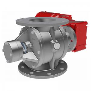 Rotorsluse (doserende), Type MD-150: Produktbillede - Safevent