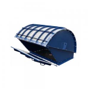 IQR-system til flammeløs eksplosionsaflastning: Produktbillede 3