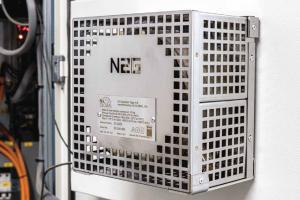 Nitrogen generator, type 1.5: Installationseksempel 1
