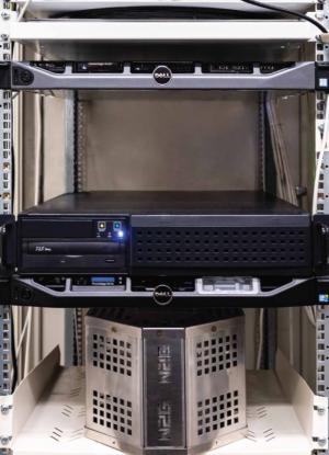 Nitrogen generator, type 2.5: Installationseksempel 2