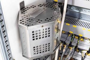 Nitrogen generator, type 2.5: Installationseksempel 1