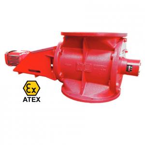 Rotorsluse, Type HT-(S)-EX: Produktbillede - Safevent