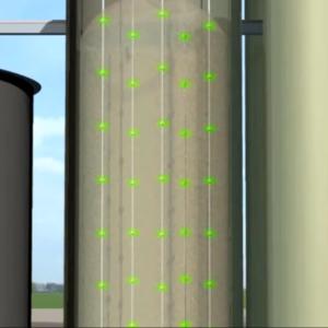 Temperaturovervågningssystem, Model Unitest: Normaltemperatur - Safevent