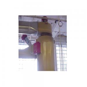 Kemisk Eksplosionsundertrykkelse: Installeret