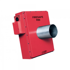 Brandspjæld til materialetransport: Model FIRESAFE R90 - Produktbillede1