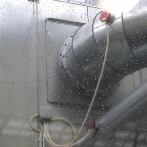 Gnistdetektorer (SDN): Monteret på udendørs kanaler